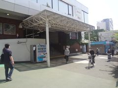 大森駅山王口  池上通りにバス停があるので、交通渋滞の元になります。