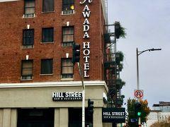 今回宿泊したのは、ダウンタウンの外れにあるKawada Hotel。名前は日系だけど、特に館内が和風ということではありません。設備は古いですが、地下鉄など交通の便も良く、リーズナブルな価格です。 https://www.kawadahotel.com/