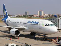 2020/2/24  スタートはラオス・ヴィエンチャンのワッタイ国際空港。 謎の多い、というか多すぎるラオス航空。初搭乗です。