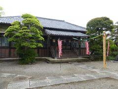 観音寺 お参りしました。鬼子母神像等、見所が有ります。