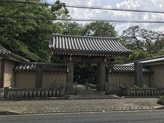 近くのあった実相院というお寺