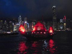 一日目は香港市内を散策。