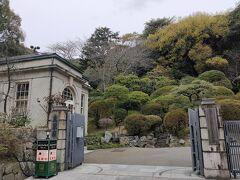 萬翠荘 大正時代に作られた久松伯爵の別邸。 こういうお屋敷って大好き。