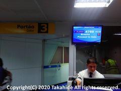 マーシャル・クーニャ・マシャド国際空港(Aeroporto Internacional Marechal Cunha Machado (Tirirical))  ゲート3からLATAM航空(LATAM Airlines)LA4769便に搭乗します。   マーシャル・クーニャ・マシャド国際空港:https://en.wikipedia.org/wiki/Marechal_Cunha_Machado_International_Airport LATAM航空:https://ja.wikipedia.org/wiki/LATAM%E8%88%AA%E7%A9%BA%E3%82%B0%E3%83%AB%E3%83%BC%E3%83%97 LATAM航空:https://ja.wikipedia.org/wiki/LATAM_%E3%83%96%E3%83%A9%E3%82%B8%E3%83%AB LA4769便:https://www.flightera.net/flight_details/LATAM+Airlines+Chile-Sao+Luis-Brasilia/LA4769/SBSL/2018-08-15