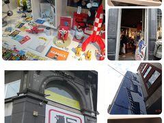 ベルギーの雑貨屋さんと玩具店 見るだけで楽しめます  ベルギーのお土産はDELHAIZE(スーパーマーケット)にて 店により価格変動ありますがこちらは品揃え豊富です