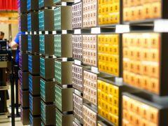 IFCモールのネスプレッソ 海外では毎回買います。日本より安い!