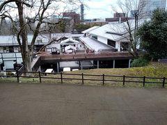 桜の馬場 城彩苑 桜の小路 商店街