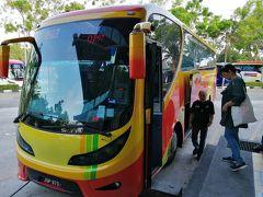 朝7時過ぎ、マラッカから高速バスに乗ってシンガポールへ向かいます。 このバスはシンガポールの中心部にあるムスタファセンターあたりまで向かいます。 ムスタファセンターには両替屋がいくつかあるのでマレーシアリンギットと日本円しかもっていない私でも安心です。