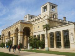 こちらもオランジェリーという宮殿。