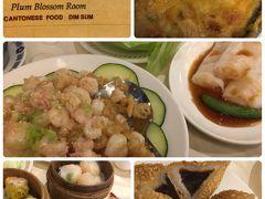 ランチは南京復興駅からすぐの兄弟飯店(ブラザーホテル)内にある梅花庁。蒸籠をのせたワゴンが各テーブルまわってくれて取るスタイル。 メニューからの注文も可能。  代表料理の白菜のクリーム煮、腸粉、各種シュウマイ(125元)、エビをレタスで巻くやつ(650元)、ごま団子(85元)等お腹いっぱい食べたー!エビレタスが高くてびっくり!!すごく美味しかったけど。 しめて1,700元程。 香港も行きたい。