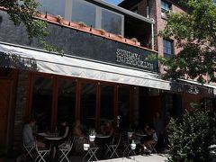 Sunday in Brooklynでブランチ。事前に予約しておきました。