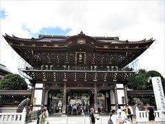 総門です! 造りが細やかで迫力があります。