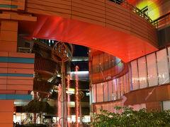 ホテルは福岡市内、キャナルシティの近くのTHE BLOSSOM HAKATA Premierだったのでホテルにチェックインしてキャナルシティをぶらぶら。 キャナルシティはエヴァンゲリオン祭りでした。