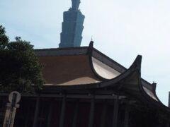 まだ行ったことのない場所に行ってみたくて國父紀念館へ。