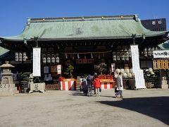 ●大阪天満宮  「てんまのてんじんさん」で親しまれる大阪天満宮。 勿論、菅原道真公を祀っています。 夏の天神祭りは、あまりにも有名です。