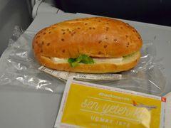 機内食はプリオーダー