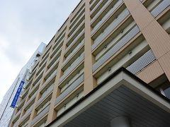 ポートタワーセリオン観光のあとは 宿泊先になるドーミーイン秋田まで送ってもらいました。