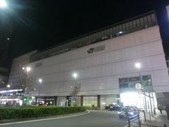 4:24 早朝の鶴見駅です。 私は、一年間、この日を待ち続けていました。 カニを食べに行く旅が始まります。