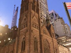 セントパトリック大聖堂の近くにある聖トマス教会。