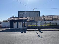 着きました碧南駅。ここからスタートです。ネット記事でここから碧南市内の廃線跡をレールパークとして最近整備したみたいです。