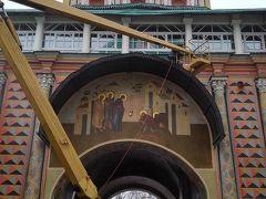 セルギエフ ポサドのトロイツェ セルギー大修道院の建造物群
