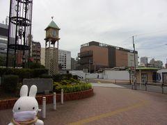 再び板橋駅へ戻りました。  用は済んだし、家に帰ろっか。