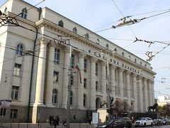 1940年に建造されたSadebna Platat、ソフィアの裁判所。