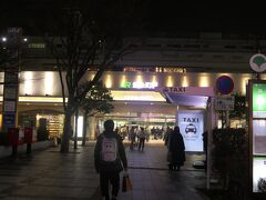 仕方ないので、錦糸町駅まで来ました。