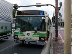大阪シティバス。