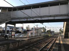 ●三輪駅  「三輪駅」へと戻り、ここから後は東京へと帰るだけ。 長閑な駅のベンチに腰掛け、ゆっくり列車が来るのを待ちますか。。。