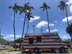 ーーーーーーーーーーー5月2日ーーーーーーーーーーー  ハワイカイの、ハナウマベイ・トレイルに挑戦  その前にココ・マリーナ・ショッピングセンターに寄って、トイレと  朝食をゲットして(車中での食事になります)腹ごしらえ。