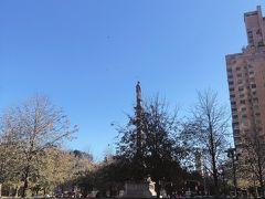 おはようございます。 7日目はセントラル・パークにきました。 やっぱりNYと言ったらセントラル・パーク!!  この日も天気が良くて気持ちがいいです。