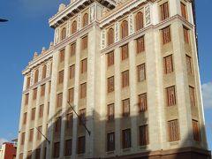 こちらのきれいなビルはバカルディがキューバにあった当時の本社だそうです。 今売ってるバカルディのラムはプエルトリコ製みたいですね。