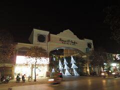 20分ほど走ってホテル着。 プリンスダンコールホテル&スパ  今回アンコールワットに行くために、少し前に家族でカンボジアに行った、昔の会社の後輩にいろいろ情報を聞きました。彼女はツアーで行ったみたいでしたが、このホテルに泊まり、「とてもいいホテルでした」、というのでここに決めました(安易(;^_^A) でも知人の情報は安心ですし、確かですよね。