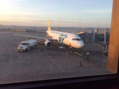 まだ暗い早朝にホテルを出発して、マクタン・セブ国際空港に到着。 5J5062便 CEB 05時55分発/NRT 11時20分着