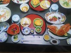 お食事処で蟹のフルコース!!