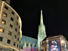 ~ウィーン封鎖~  日が暮れた街中にやって来たら、 なんだか様子がおかしいことに気づく。  店がどこも閉まっている?  イルミネーションは点いているのに、 ほぼ全ての店が閉店し、クリスマス休みに突入。 「ウィーン封鎖」が始まっていた。