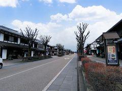 橋を渡った先が「夢京橋キャッスルロード」です。