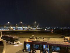 ほぼ定刻通りにスワンナプーム空港に到着 7か月ぶり~
