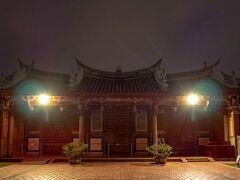 孔子廟の敷地内には入れましたが、廟自体はCLOSED。 残念、また明日。
