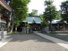 有鹿(あるか)神社本宮