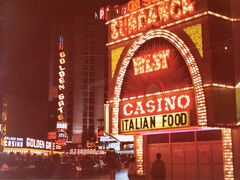 1979年1月のラスベガスダウンタウンです。