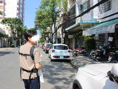 そしてハン市場に再び訪問。 籐のケースとコースターを買いました。