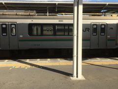 白石駅構内の電車、普段あり得ない光景に絶句、 窓口で返金処理をして貰いました。