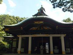 「王子神社」です。2月に訪れたのは「王子稲荷神社」でした。
