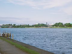 琵琶湖はこちら。