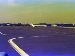 JFK に着きました。