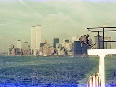 在りし日の、World Trade Center.