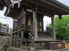 筑波山神社女体山御本殿。
