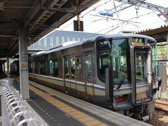 駅にはJR線も乗り入れているようで、プチ旅行が楽しめました。